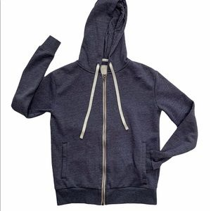 O'NEILL blue full Zip Hoodie Style No. WH6410001